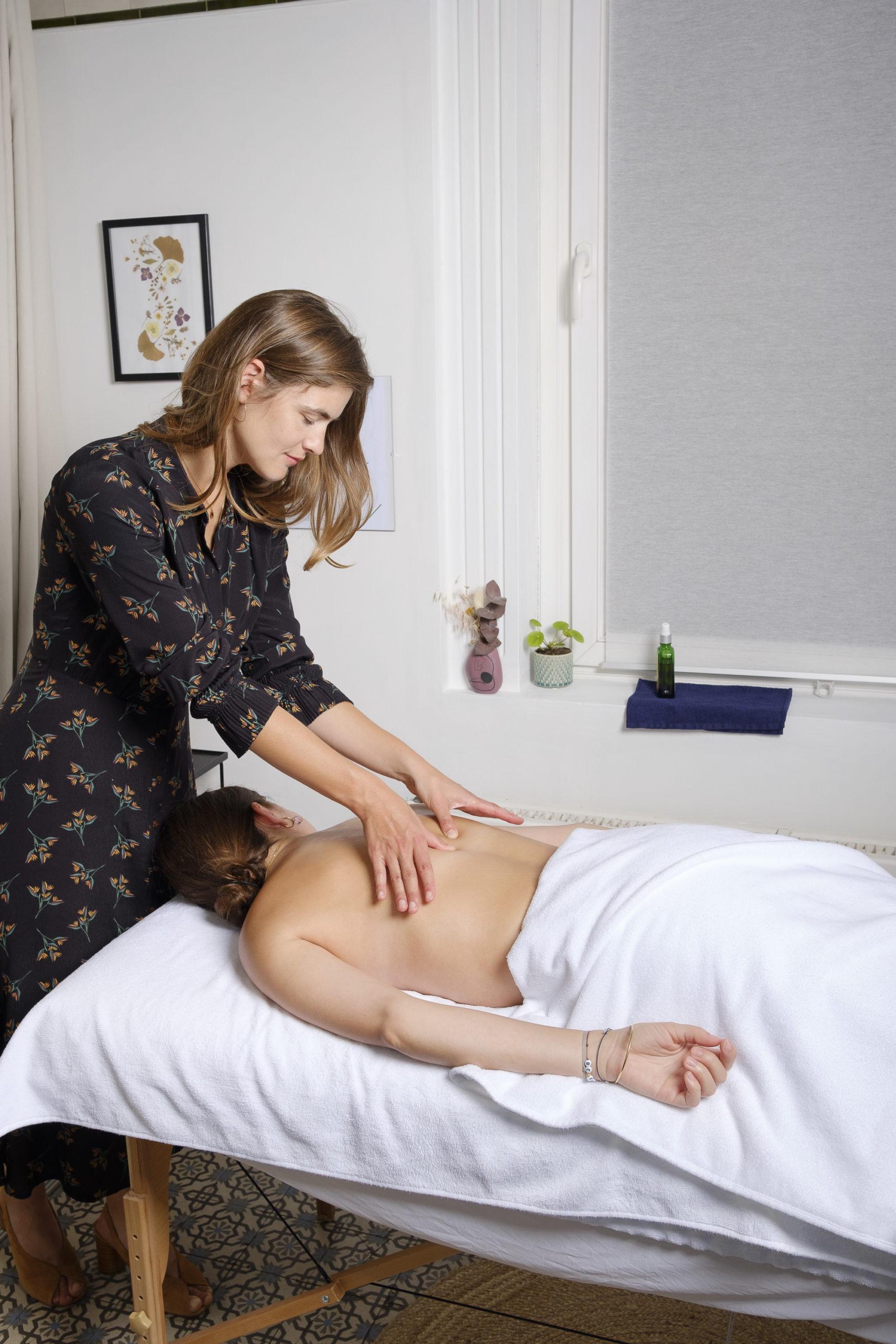 Massage-Bien-Être Naturopathe Hem Marcq-en-Baroeul