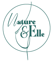 logo Nature&Elle Amandine Robitaille