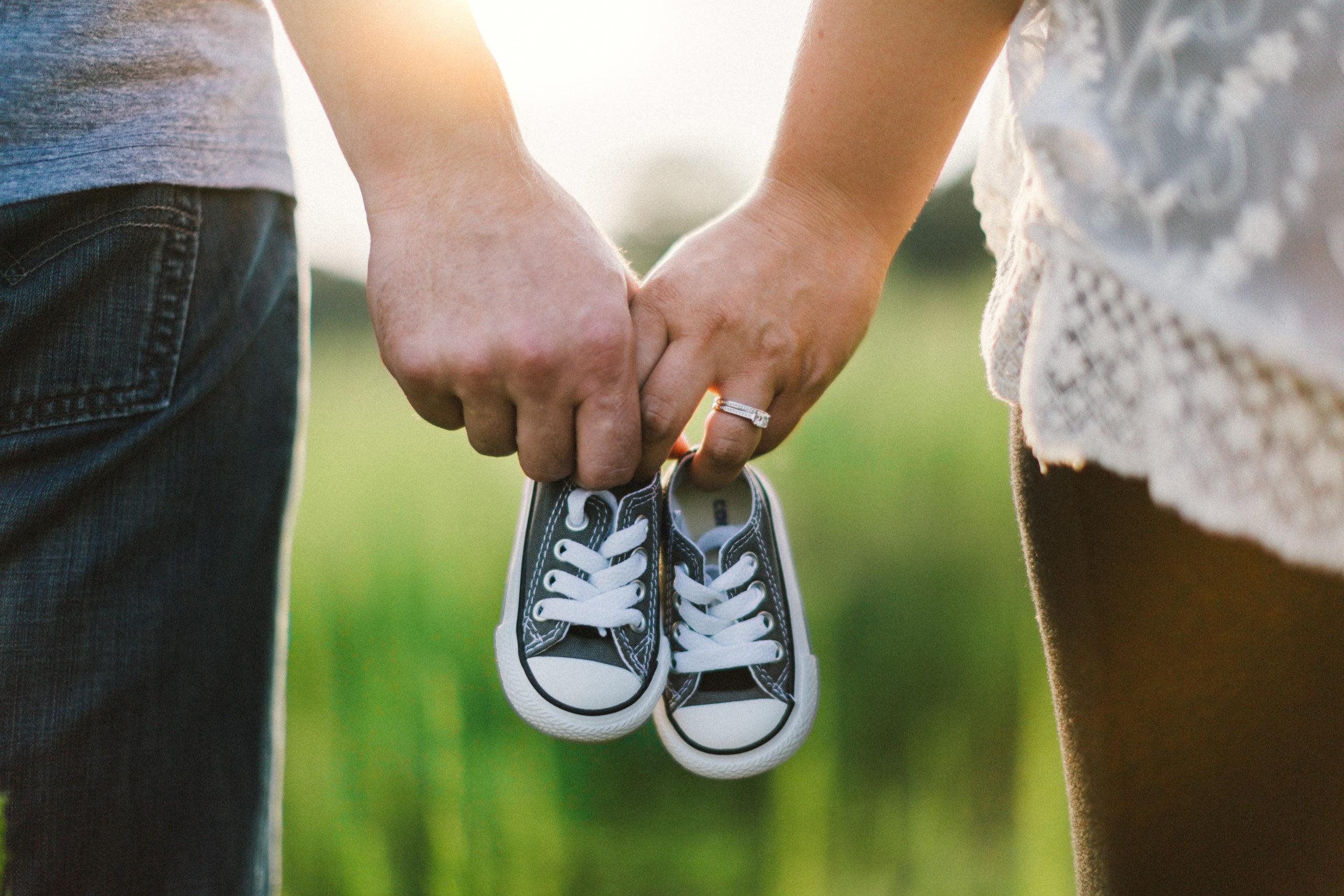 Couples ayant un désir d'enfant